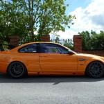 BMW M3 CSL race car