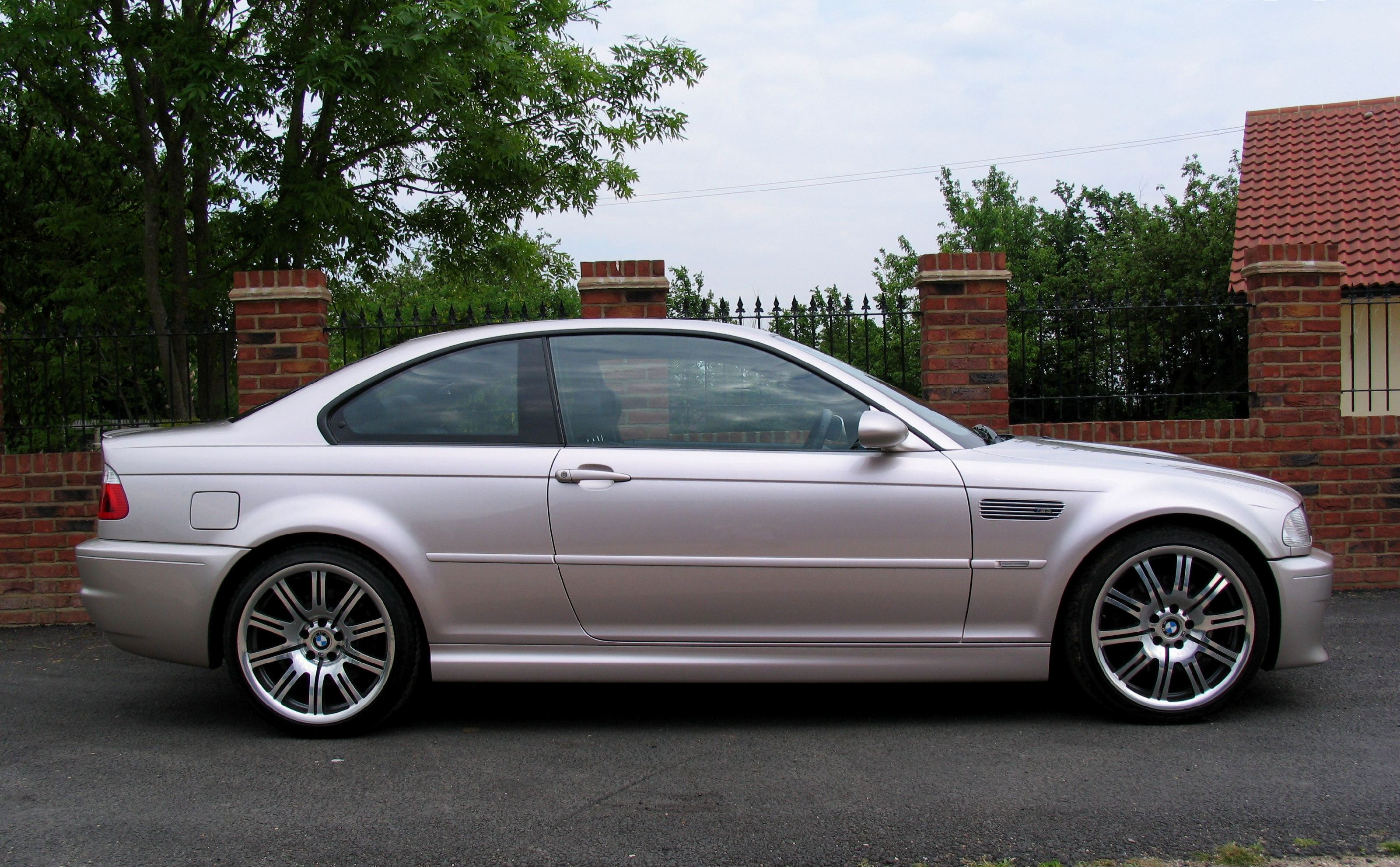 2005 Bmw M3 Individual Select Gt