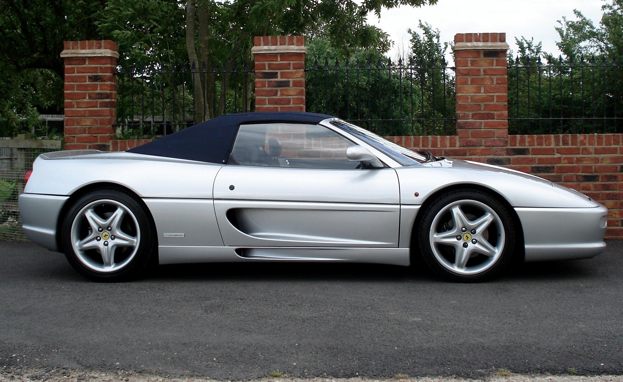 Ferrari 355 Spider Select Gt