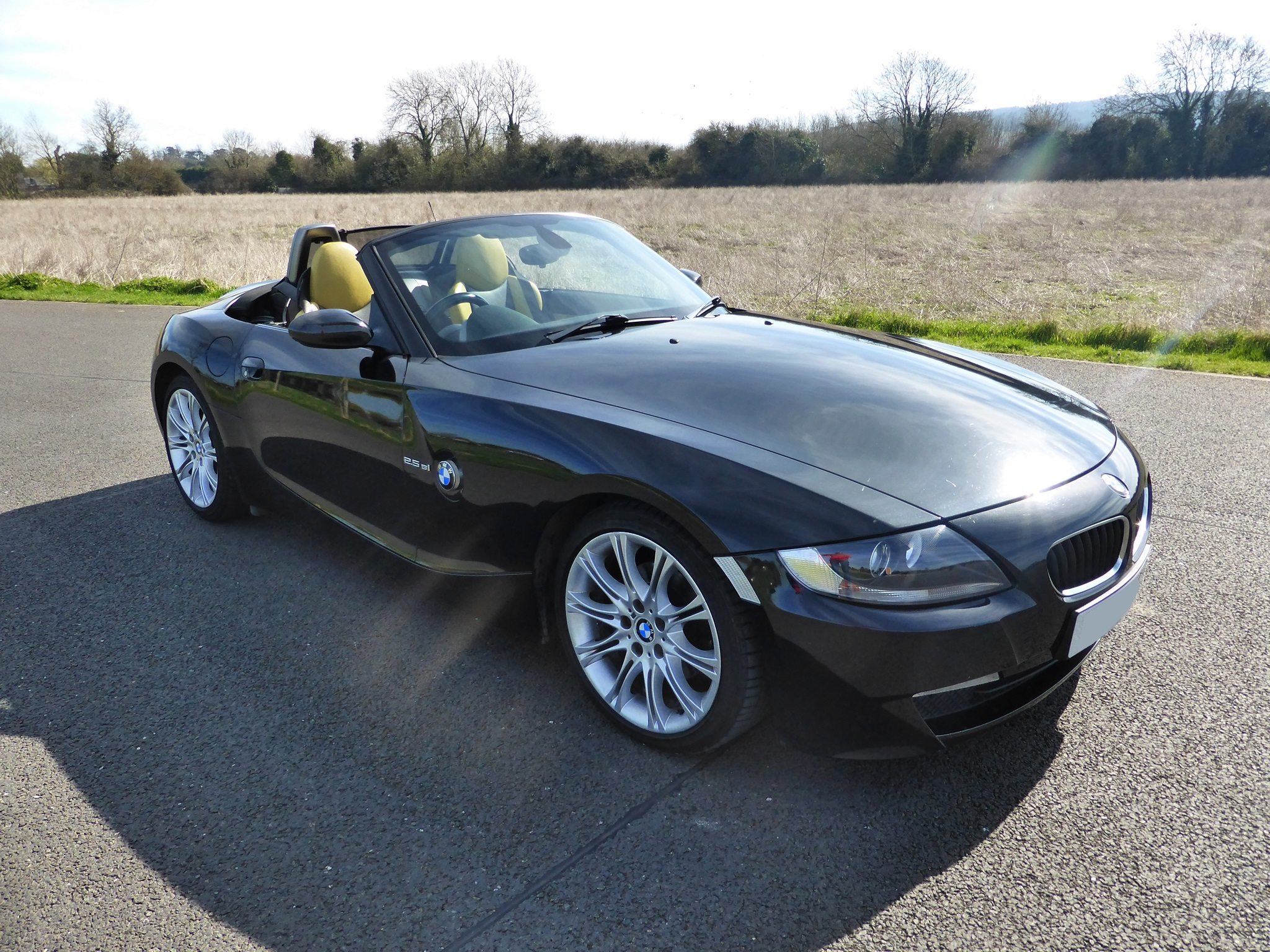 2006 Bmw Z4 2 5 Si Sport Roadster Select Gt