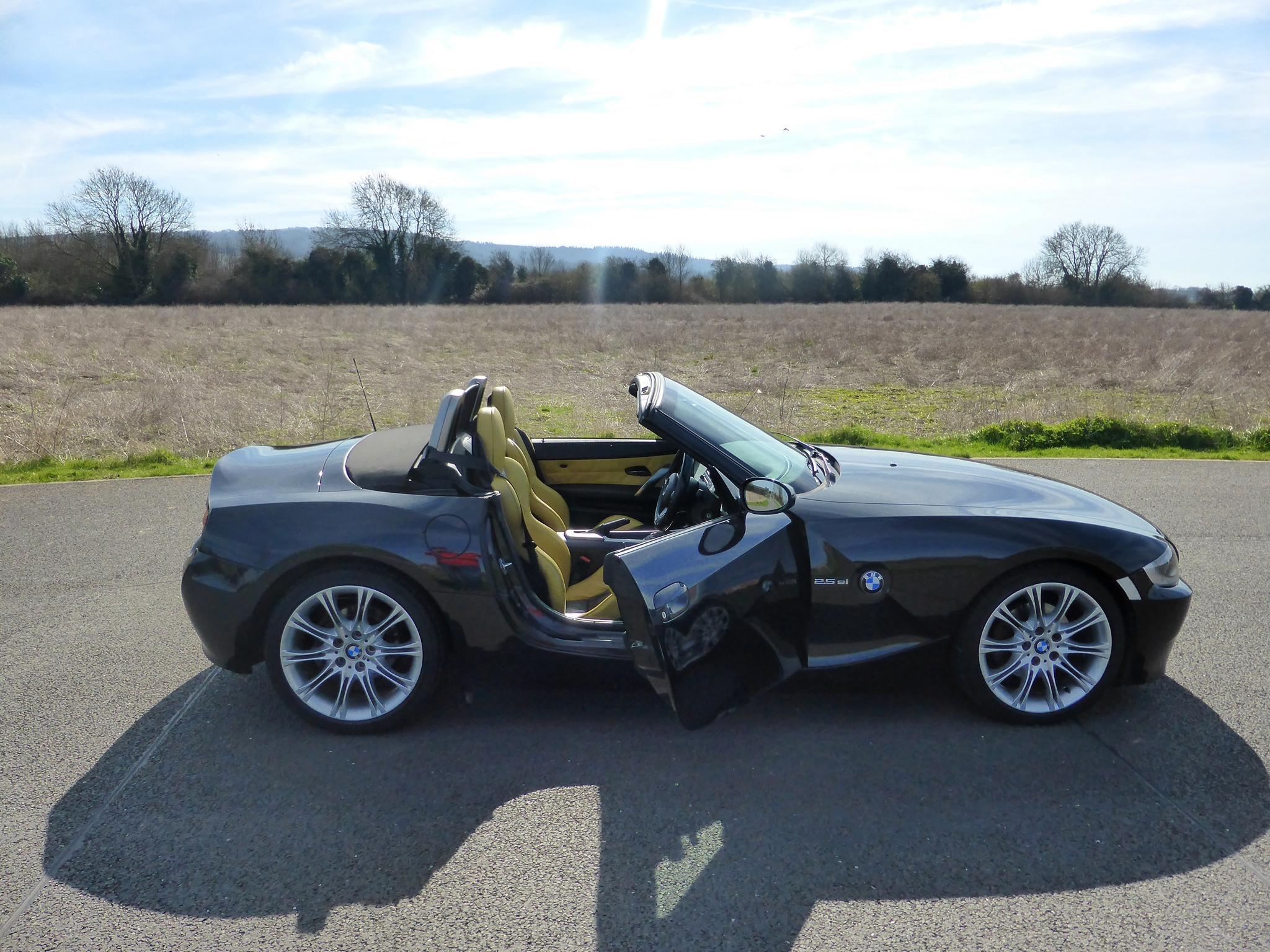 2006 BMW Z4 2.5 Si Sport Roadster - select GT