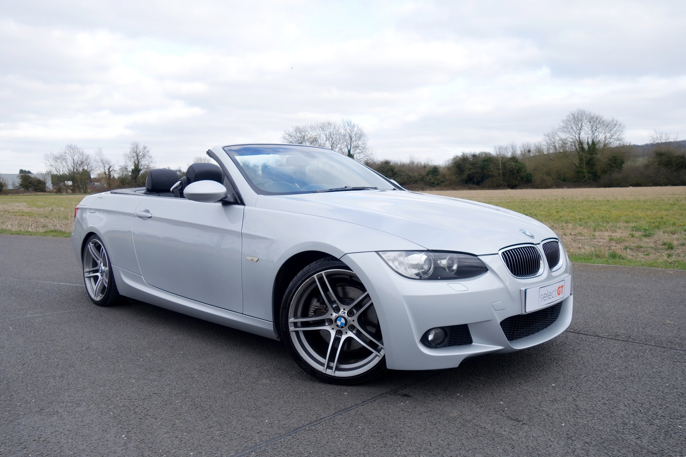 2008 Bmw 325i M Sport Convertible Select Gt