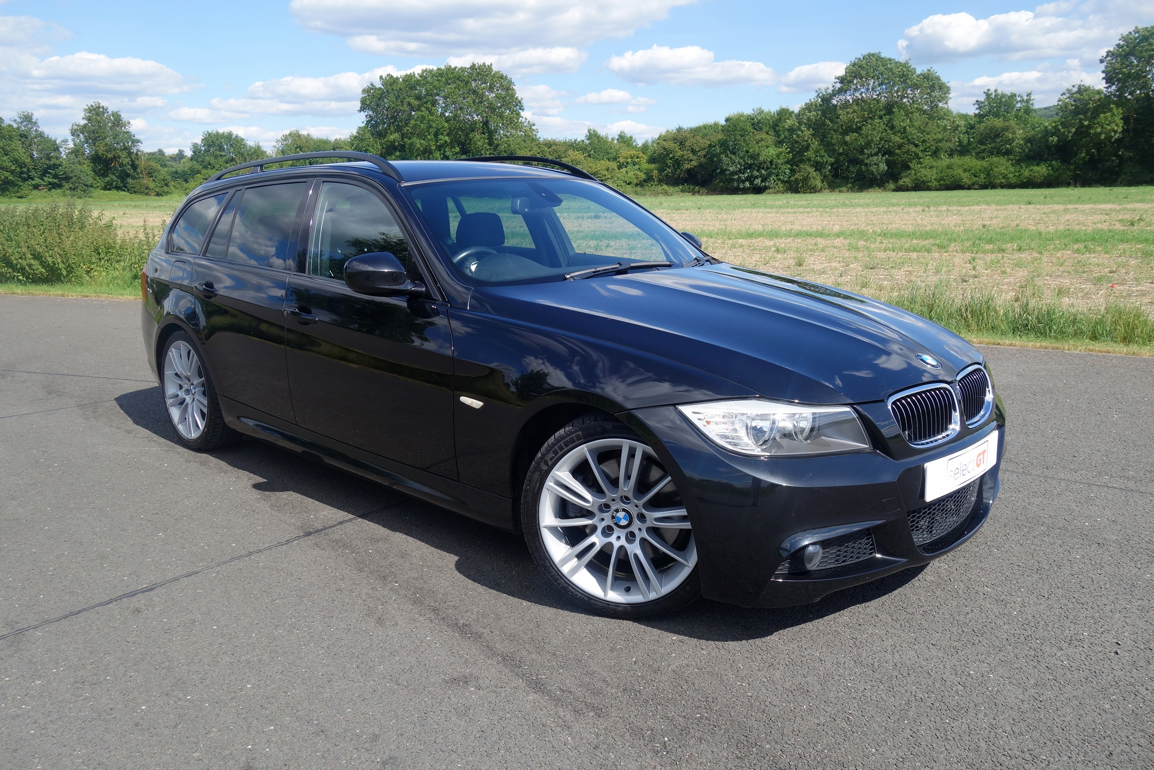 2009 bmw 325d m sport touring auto select gt. Black Bedroom Furniture Sets. Home Design Ideas