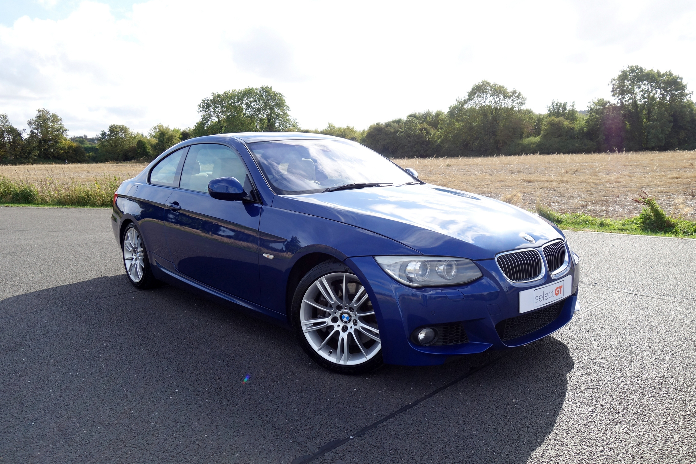 2011 Bmw 335i M Sport Coupe Select Gt