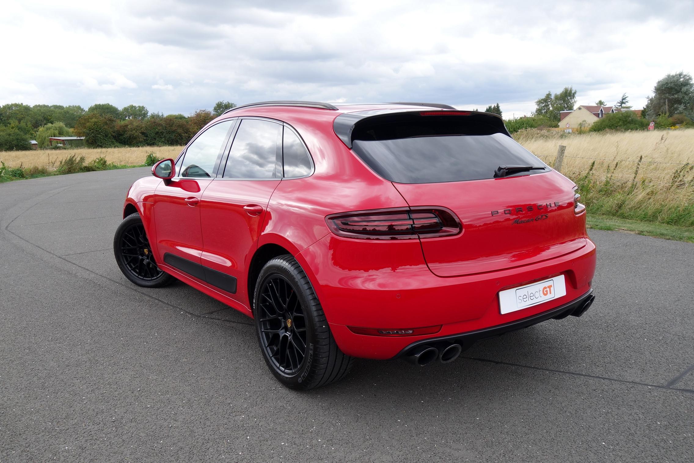 2016 Porsche Macan Gts 3 0 V6 Select Gt