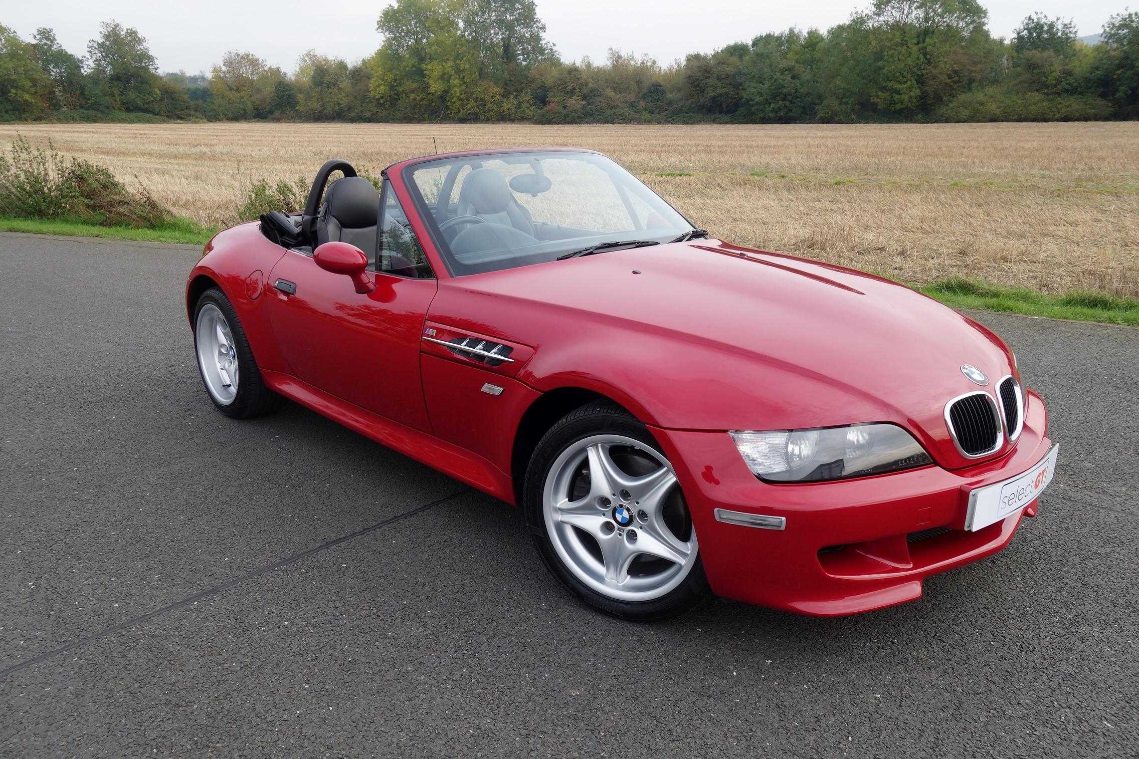 1998 Bmw Z3m Roadster Select Gt